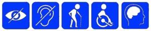 памятка для инвалидов - категории