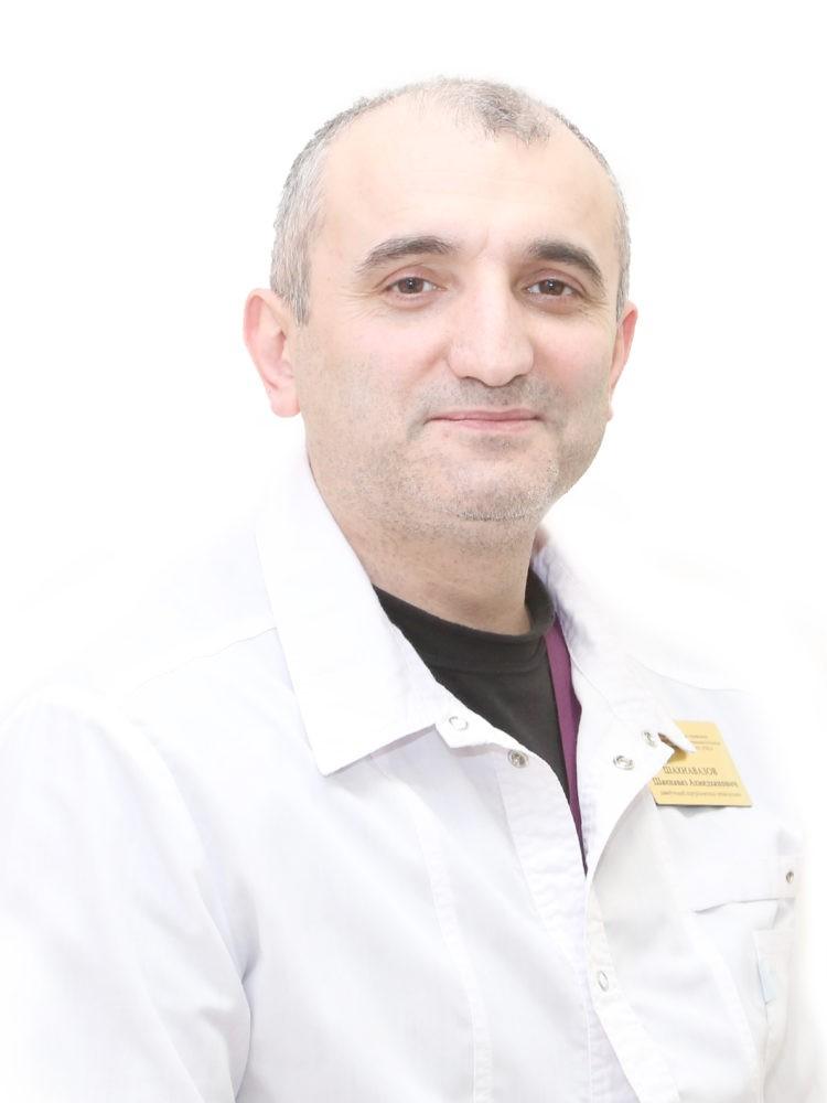 ШахновазовШахнаваз Ахмеданович